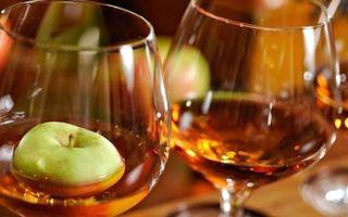 Готовим кальвадос в домашних условиях из яблок на самогоне или водке