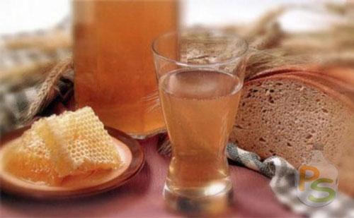Готовая брага из меда