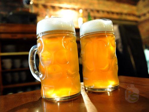 Готовое домашнее пиво