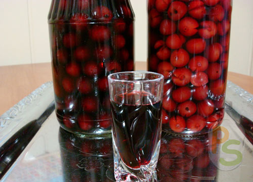 Готовая наливка на водке