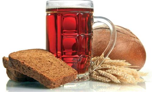 Хлебный квас: рецепт в домашних условиях из ржаного хлеба, как сделать без дрожжей