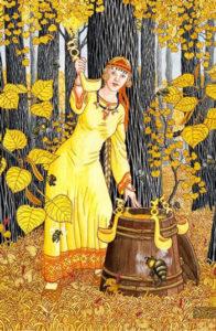 Как ставили медовуху в древней Руси
