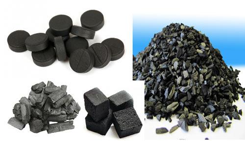Виды угля для очистки самогона