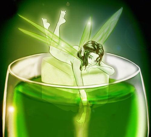 """Зеленая фея"""