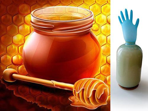 Мед и брага в бутыле