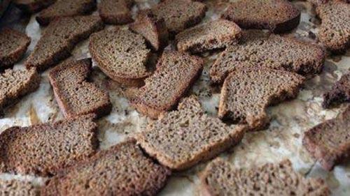 Хлеб для самогона.