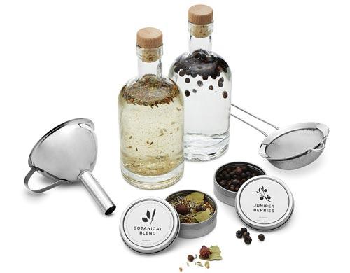 Ингредиенты для домашнего алкоголя.