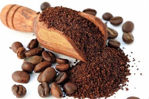 Кофе молотый и в зернах.