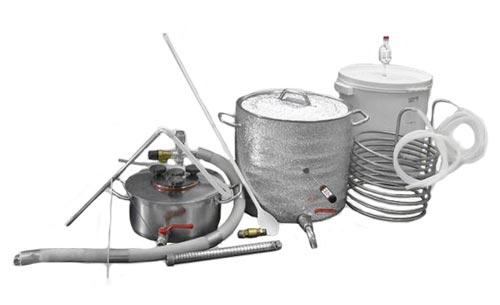 Оборудование для домашнего пива.