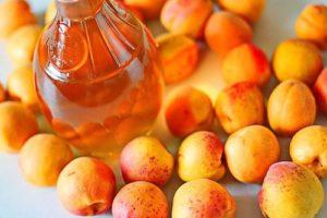 домашний ликер из абрикос