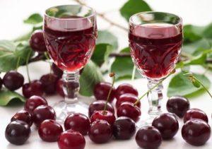 вишневый ликер в домашних условиях