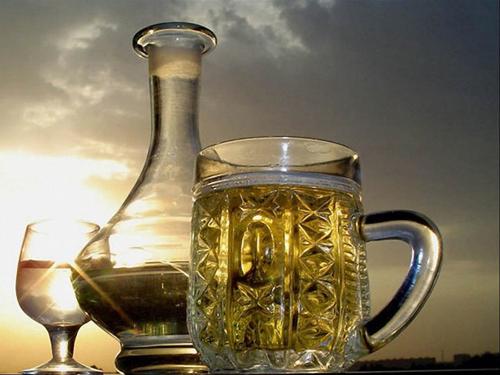 Что полезнее пиво или водка