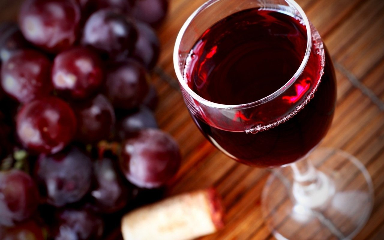 красное вино во время простуды