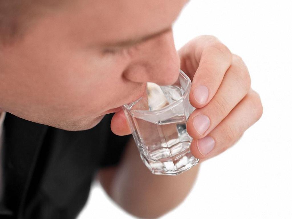 простуда и алкоголь