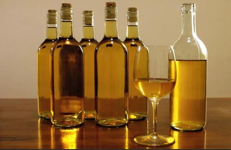 дошнее вино из белой акации