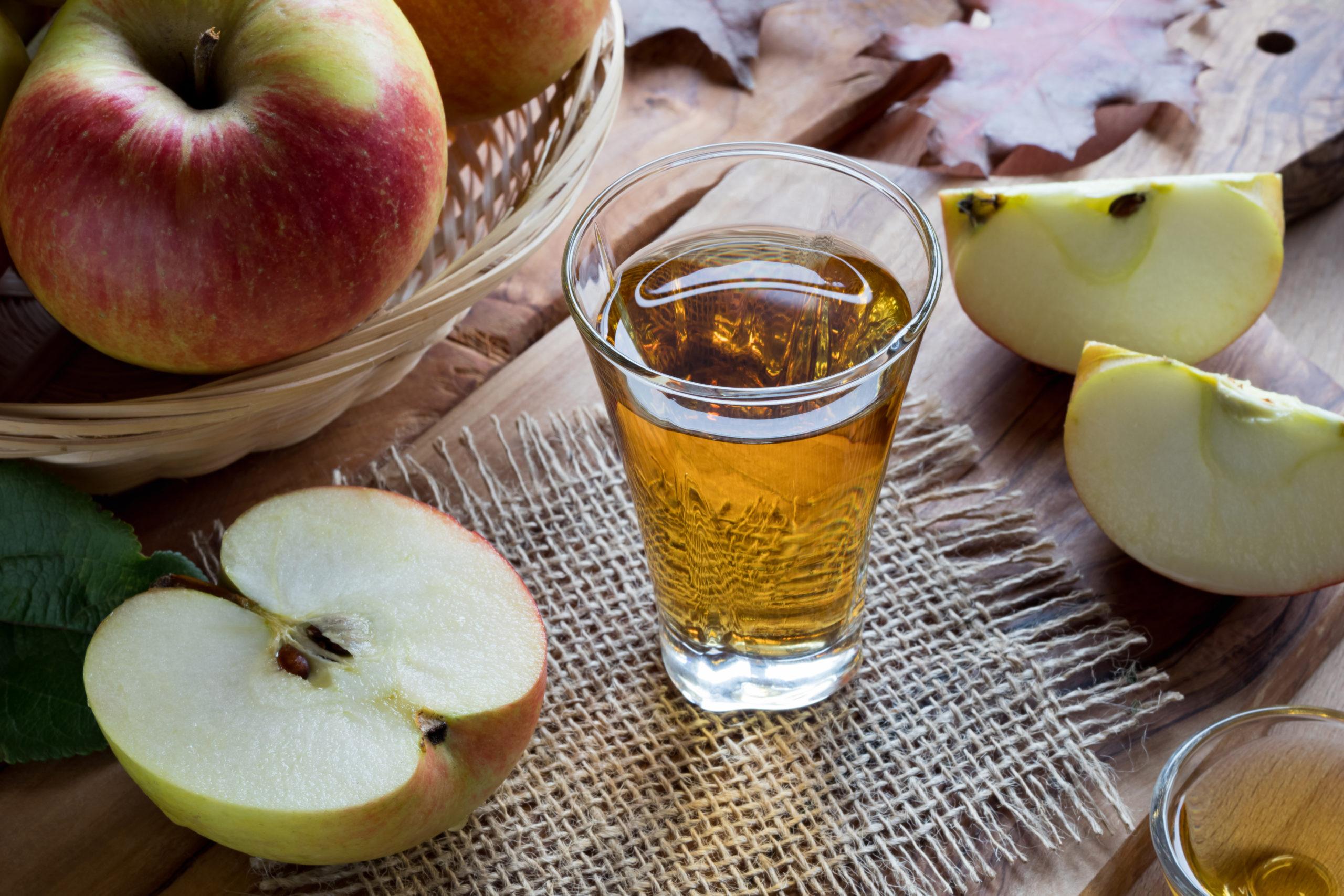 Польза и противопоказания яблочной настойки