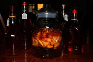 ликер из яблок в домашних условиях