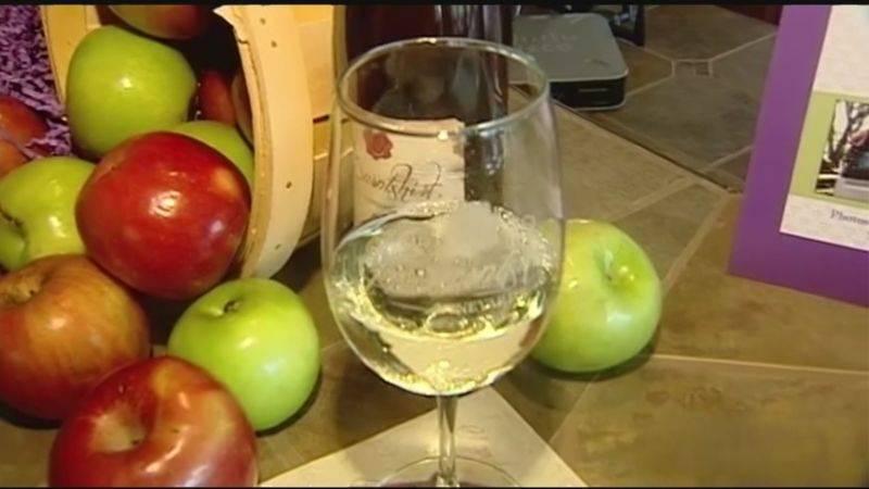Приготовление напитка из отжима яблок